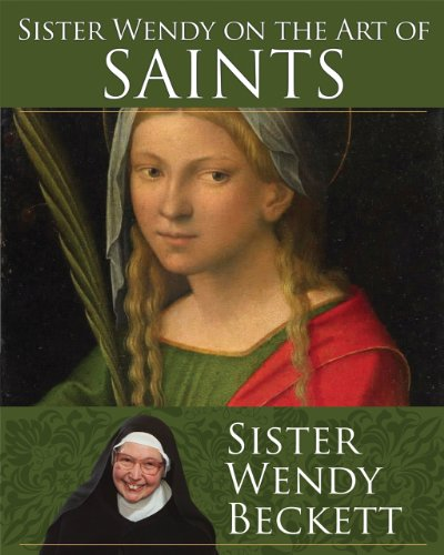 9781616366971: Sister Wendy on the Art of Saints