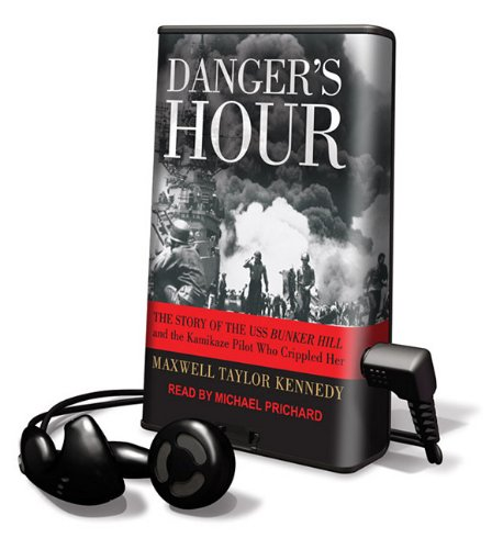 9781616375102: Danger's Hour (Playaway Adult Nonfiction)