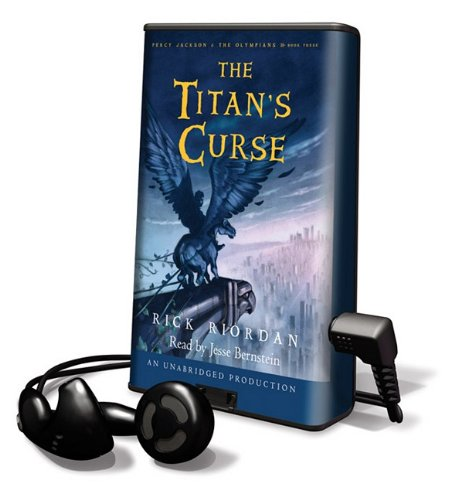 The Titan's Curse (Playaway Children) (1616379243) by Rick Riordan