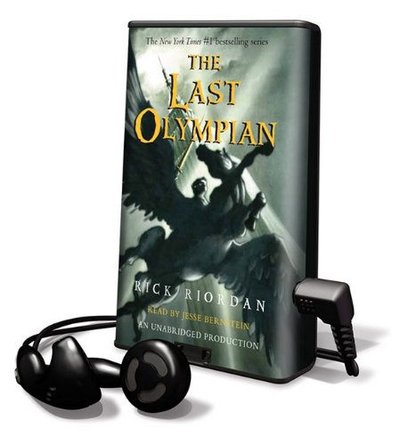 The Last Olympian [With Earbuds] (Playaway Children) (161637926X) by Riordan, Rick