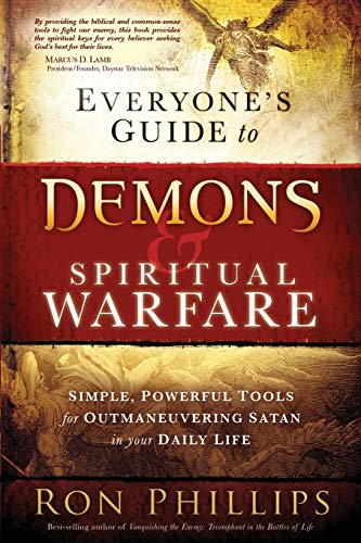 EVERYONES GUIDE TO DEMONS AND SPIRITU: PHILLIPS RON