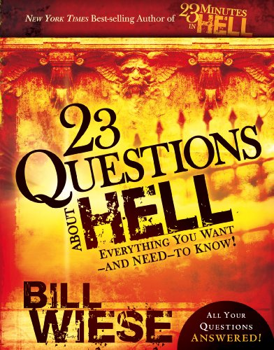 9781616381875: 23 Questions About Hell