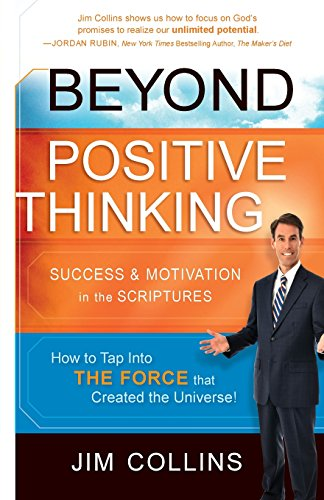 9781616382636: Beyond Positive Thinking: Success & Motivation in the Scriptures