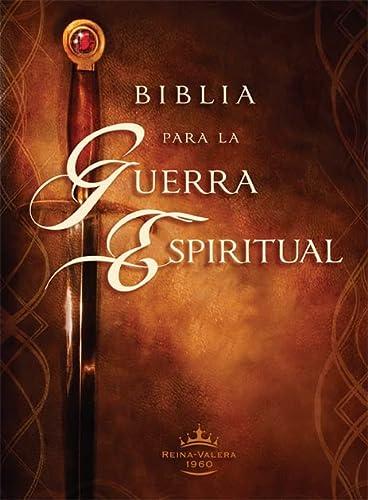 9781616385200: Biblia para la guerra espiritual: Prepárese para la guerra espiritual (Versión Reina Valera 1960) (Spanish Edition)