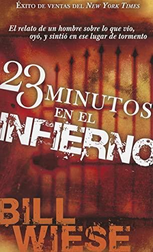 9781616385255: 23 minutos en el infierno - Pocket Book (Spanish Edition)