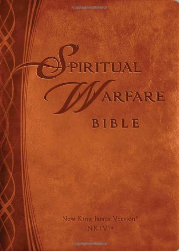 Spiritual Warfare Bible: New Kings James Version (Brown): Faith, Passio