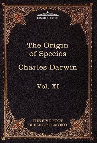 9781616401269: The Origin of Species: The Five Foot Shelf of Classics, Vol. XI (in 51 Volumes)