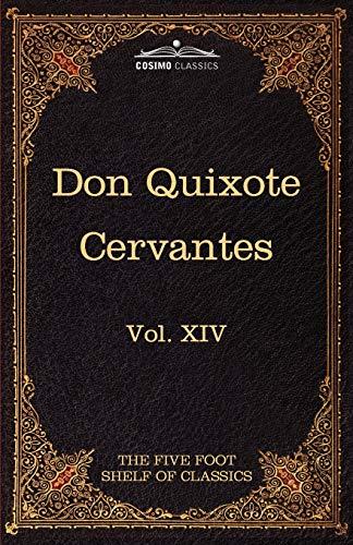 9781616401313: Don Quixote of the Mancha, Part 1: The Five Foot Shelf of Classics, Vol. XIV (in 51 Volumes)