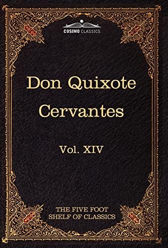 9781616401320: Don Quixote of the Mancha, Part 1: The Five Foot Shelf of Classics, Vol. XIV (in 51 Volumes)