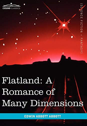 9781616402341: Flatland: A Romance of Many Dimensions