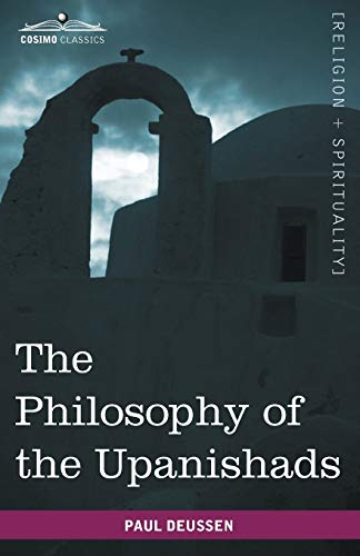 9781616402396: The Philosophy of the Upanishads (Cosimo Classics)