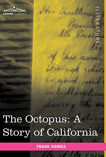 9781616402600: The Octopus: A Story of California