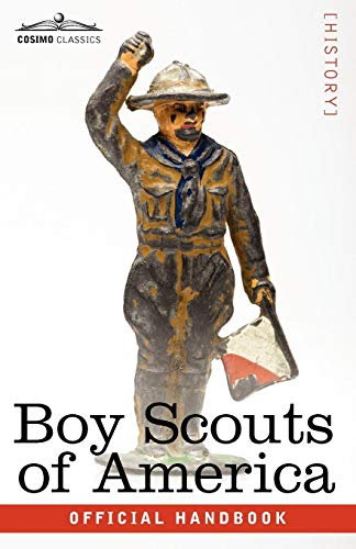 9781616403003: Boy Scouts of America: The Official Handbook for Boys, Seventeenth Edition