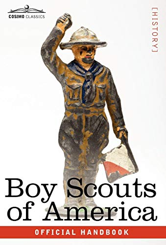 9781616403010: Boy Scouts of America: The Official Handbook for Boys, Seventeenth Edition