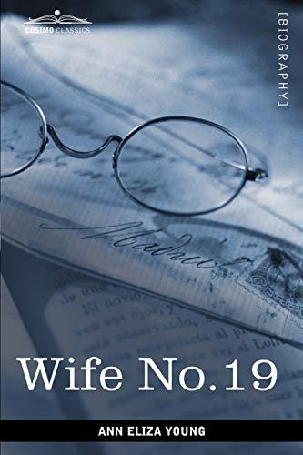 9781616403102: Wife No. 19 (Cosimo Classics)