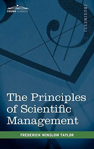 9781616403928: The Principles of Scientific Management