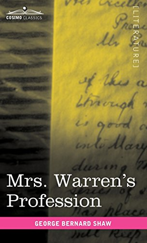 9781616403942: Mrs. Warren's Profession
