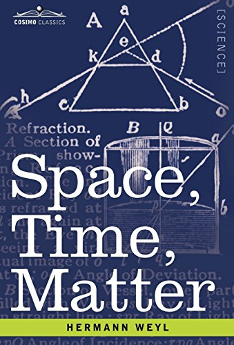 9781616404666: Space, Time, Matter