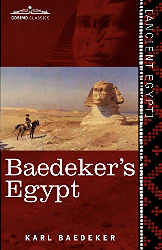 9781616405380: Baedeker's Egypt: Handbook for Travellers