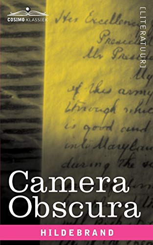 9781616407247: Camera Obscura