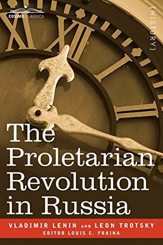 9781616407568: The Proletarian Revolution in Russia