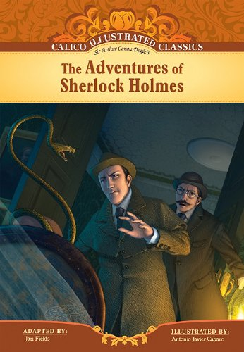 The Adventures of Sherlock Holmes (Calico Illustrated: Sir Arthur Conan