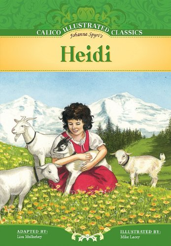 9781616416133: Heidi (Calico Illustrated Classics)