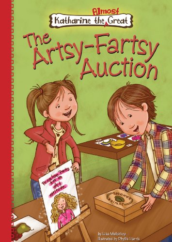 9781616418298: The Artsy-Fartsy Auction (Katharine the Almost Great) (Katherine the Almost Great)