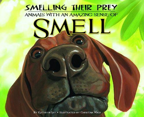 9781616418687: Smelling Their Prey: Animals with an Amazing Sense of Smell (Sensing Their Prey)