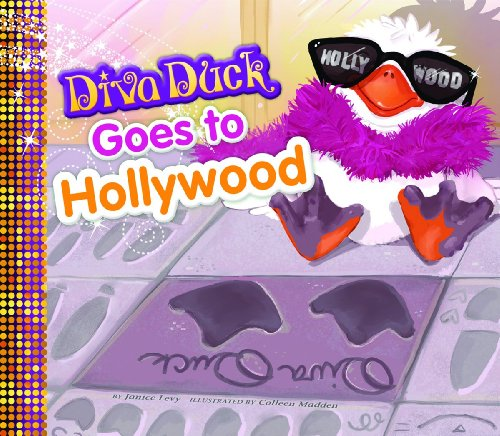 9781616418878: Diva Duck Goes to Hollywood (Diva Duck)