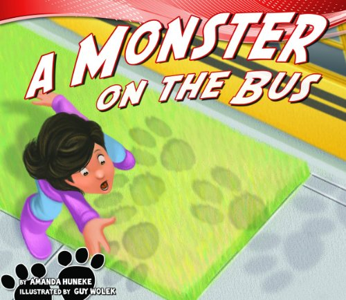 9781616419332: Monster on the Bus (Monster on the Loose)