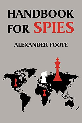 9781616460679: Handbook for Spies (WWII Classic)