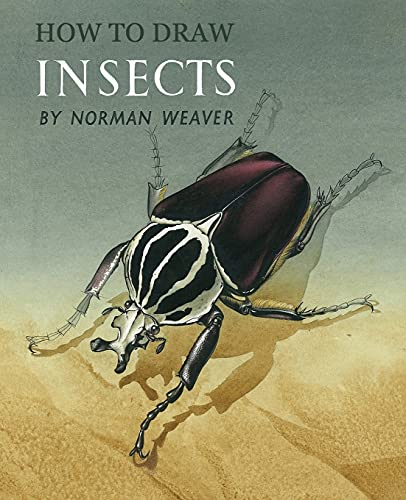 How to Draw Insects (Facsimile Reprint): Norman Weaver