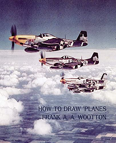 9781616462062: How to Draw Planes (WWII-Era Reprint Edition)