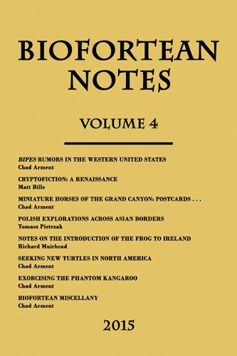 9781616462833: BioFortean Notes: Volume 4