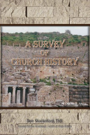 9781616470012: A Survey of Church History