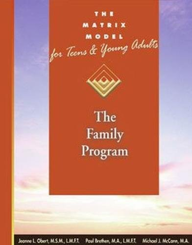 9781616493912: Matrix Model for Teens and Young Adults Family Curriculum with DVD's