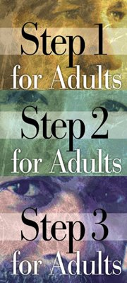 Steps 1, 2 and 3 for Adults DVD Set (161649400X) by Hazelden