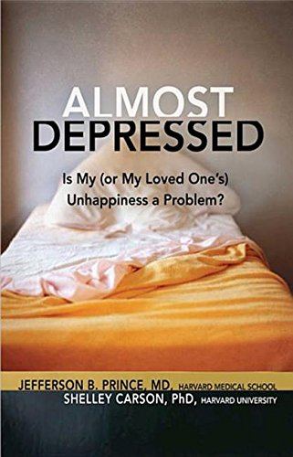 9781616494995: Almost Depressed: Is My (or My Loved One's) Unhappiness a Problem? (Almost Effect)