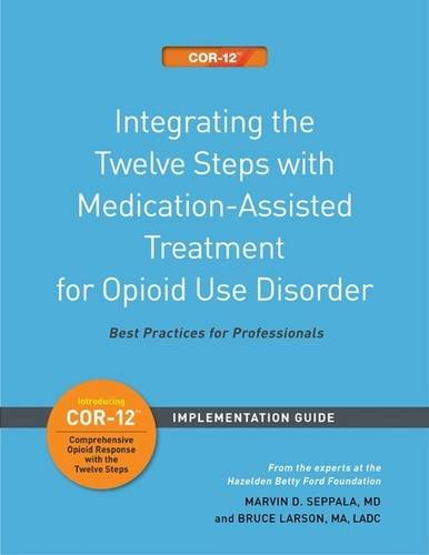 9781616496265: Integrating the Twelve Steps with Medication-Assisted Treatment for Opioid Use Disorder: Best Practices for Professionals