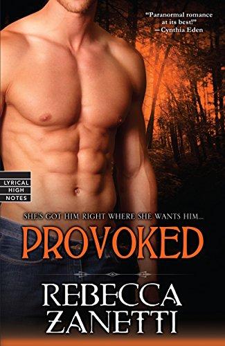 9781616509446: Provoked (Dark Protectors)