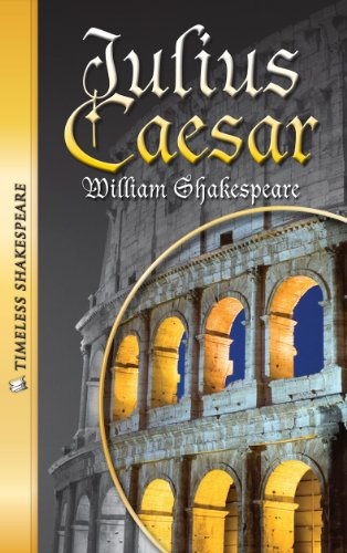 9781616511036: Julius Caesar- Timeless Shakespeare