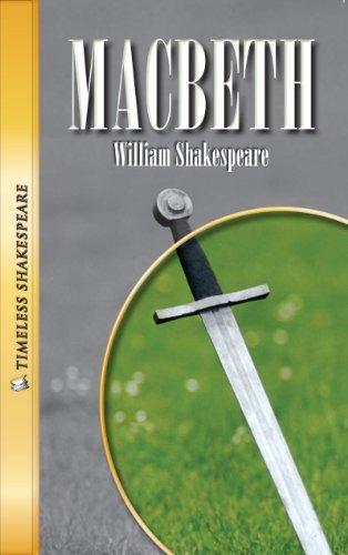 Macbeth Paperback Book: Shakespeare, William