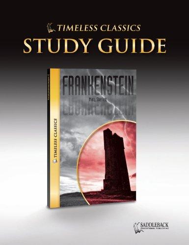 Frankenstein Study Guide (Timeless) (Timeless Classics): Saddleback Educational Publishing