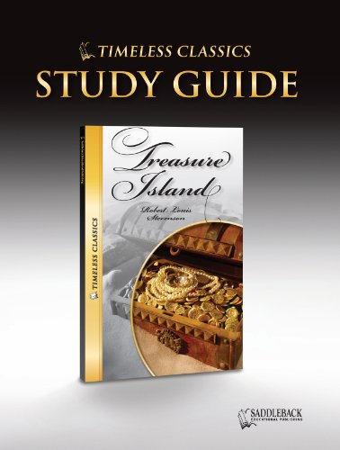 9781616511555: Treasure Island Study Guide (Timeless) (Timeless Classics)