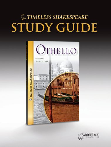 9781616511654: Othello Study Guide- Timeless Shakespeare (Timeless Classics)