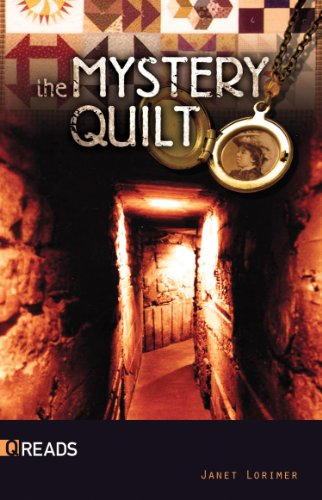 9781616511838: The Mystery Quilt-Quickreads