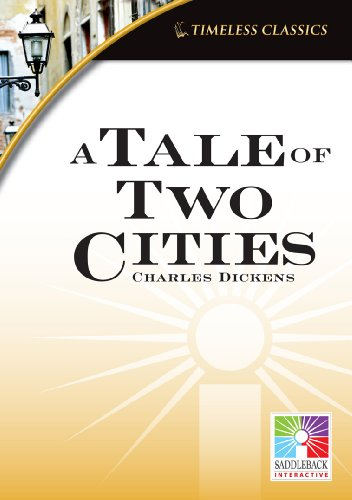 A Tale of Two Cities (Timeless Classics) IWB: Saddleback Educational Publishing