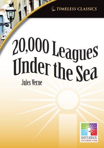 9781616514563: 20,000 Leagues Under the Sea (Timeless Classics) IWB