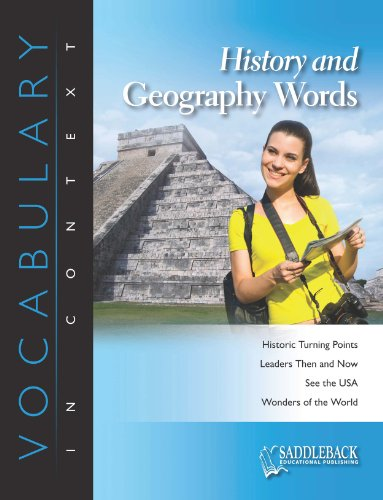 9781616516178: History and Geography Words